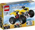 31022 Lego 3v1 Creator Turbo čtyřkolka